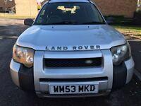 Land Rover (2004) diesel