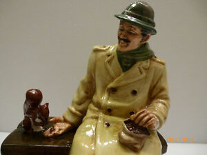 Royal Doulton Figurine (Lunchtime) Kingston Kingston Area image 4