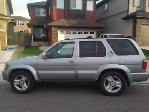 2001 Infiniti QX4  Call or Text Sell Today