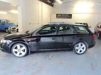 Audi A4 1.9 TDI S-Line Estate. Long Mot. Service History.