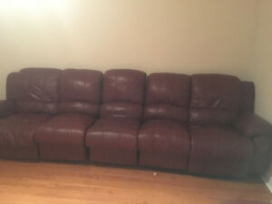 2 piece set Couches!!!! London Ontario image 5