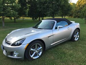 2009 Saturn Sky Red Line Convertible