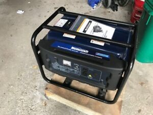 Gas powered Portable Generator ,  2400/3300 W, new , never used