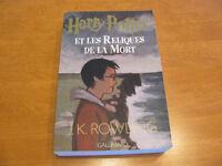 Harry Potter et Les Reliques de la Mort **Tome 7**