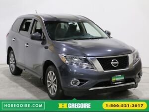 2013 Nissan Pathfinder S MAGS GR ELECT A/C CRUISE CONTROL