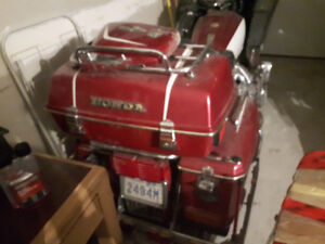 1982 Honda goldwing for parts only