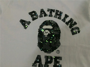 A bathing ape t-shirt authentic