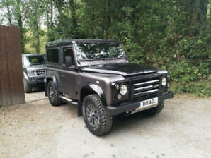 2001 Land Rover Defender SUV, Crossover