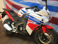 Honda CBR125 2017MY R