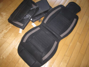 Single Luxury Series Cushioned Seat Cover - Out of box - $20