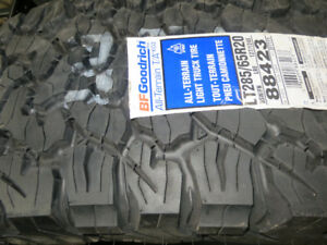 BFGOODRICH KO2 SALE AT ROTHESAY RIM & OFF ROAD TIRE