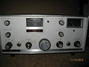 RARE  VINTAGE ANTIQUE HAM RADIO CB RADIO MICS & MORE Moose Jaw Regina Area image 8