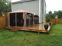 Decks and Fences - Sheds and Garages