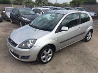 FORD FIESTA 2006 1.4 MY FREEDOM PETROL - MANUAL - LOW MILEAGE - 1 PREVIOUS OWNER