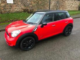 2012 Mini Countryman Cooper Sd All4 In Chesterfield Derbyshire