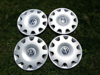 """4x15"""" VW hubcaps - used/good condition"""