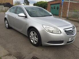 2010 Vauxhall Insignia 2.0CDTi AUTOMATIC ( 130ps ) Exclusive, 70,000 miles