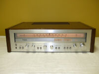 Technics SA-5470 AM/FM Stereo Receiver Vintage MONSTER SIZE !