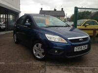 2008 (58) Ford Focus 1.6 (100ps) Style **39,000 miles** (Finance Available)