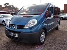 2011 Renault Trafic 2.0 dCi LL29 Sport Phase 3 4dr (9 Seats, Nav)