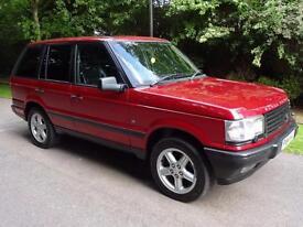 Land Rover Range Rover P38 2.5 DSE AUTO - 1996/P Reg