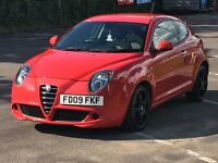 2009 ALFA ROMEO MITO TURISMO 1.4 LOOKS AND DRIVES LOVELY MUST SEE