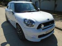 2013 MINI COUNTRYMAN 1.6 4X4 ALL4 CHILLI JOHN COOPER WORKS AUTOMATIC