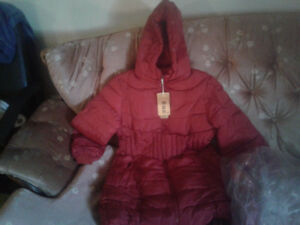 Winter coat 3xl could be for kids