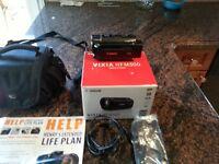 Canon VIXIA HF M500 Full HD Camcorder w/access & 3 yr. warranty