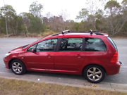 Peugeot Turbo Diesel S/Wagon 2007 Pimpama Gold Coast North Preview