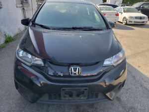 2015 Honda Fit LX Hatchback certify E-tested 2 years warranty