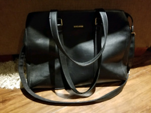 David Jones Black Bag