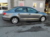 COMPARE !!   2012 JETTA SEDAN..AUTO..LOADED..ONLY 80,000 KMS !!