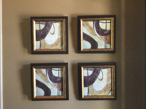 4 ABSTRACT PICTURES