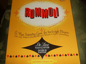 vintage rummoli game Kitchener / Waterloo Kitchener Area image 1