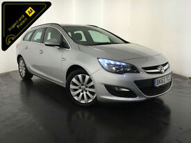 2013 63 VAUXHALL ASTRA TECH LINE CDTI ESTATE 1 OWNER SERVICE HISTORY FINANCE PX