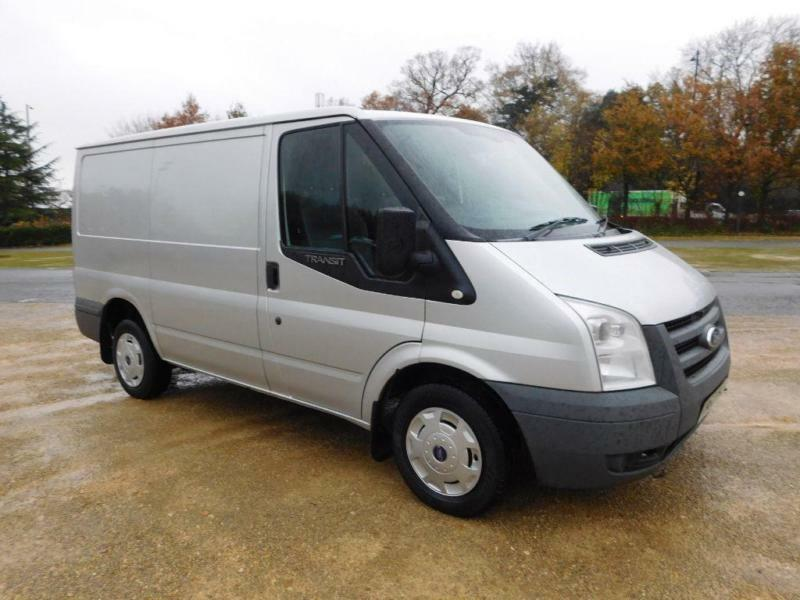 Ford Transit T300 LR 115 BHP 6 SPEEDNO VAT TO PAY