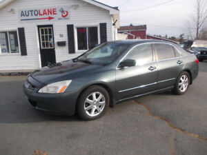 2005 Honda Accord EX-V6 You must SEE this car! Meticulous owner