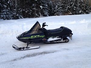 WTT Arctic cat 440+ cash for 12ft boat