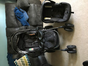 Lux Safety First Travel System ( Great  Condition )