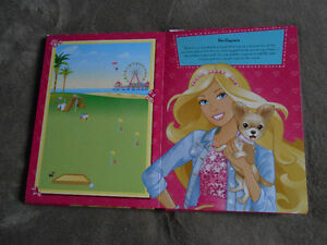 Bubble barbie Magnet Book Kitchener / Waterloo Kitchener Area image 3