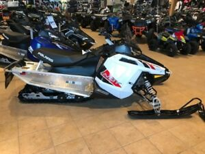 2018 Polaris INDY 600 Cleanfire 121 Manual .91 ShockWave