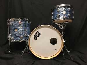 DW Collector's Series Drum Set 3pc
