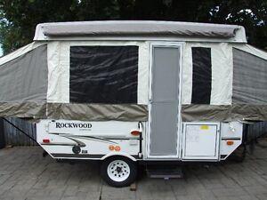 2011 rockwood freedom  10ft trailer