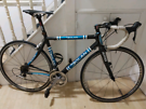 Terry Dolan Ultegra equipped racer full carbon dioxide