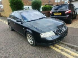Audi A6 Saloon 2.8 auto Quattro 4 doors Full leather Seats LEFT HAND DRIVE