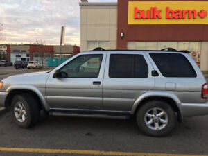 2003 Pathfinder, Clean, Reliable & Rust Free