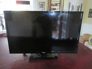 RCA LED TV & Remote No picture just sound  Repair Project