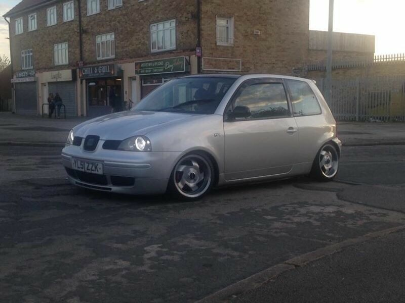 seat arosa 1 0 modified in hull east yorkshire gumtree. Black Bedroom Furniture Sets. Home Design Ideas