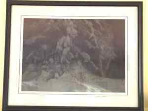 "Robert Bateman ""Siberian Night Tiger"" Signed Limited Edition Cambridge Kitchener Area image 1"